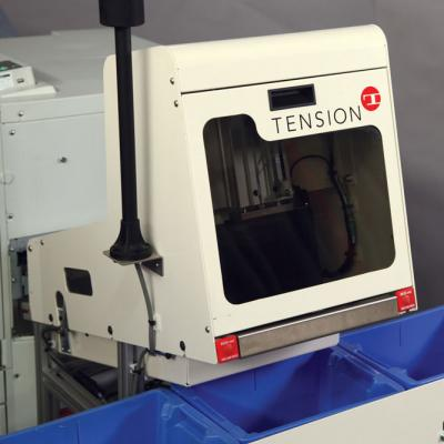 Tension Packaging & Automation Announces New Printer-Folder-Inserter for Pharmaceutical and Internet Fulfillment Packaging
