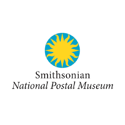 Smithsonian National Postal museum logo