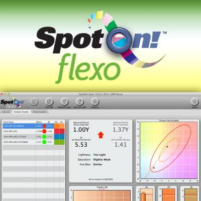 Tension Corporation Incorporates SpotOn! Into Color Management Toolkit