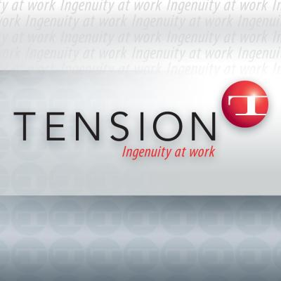 Tension Launches New Brand Identity to Highlight Expanded Technology, Services and Global Presence